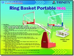 ring basket, ring basket portabel tr 02, ring basket portable, ring basket portabel, gawang basket, tiang basket, keranjang basket, ring basket portabel tr 01, ring basket trinity, ring basket portabel trinity, trinity, ring bola basket, papan pantul basket